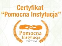 logo pomocna instytucja